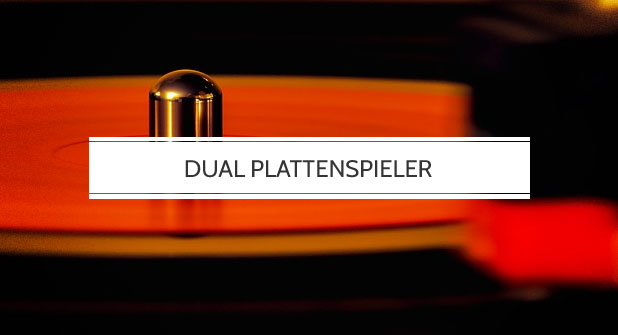 dual-plattenspieler