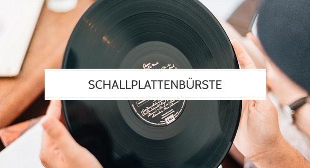 Schallplattenbuerste