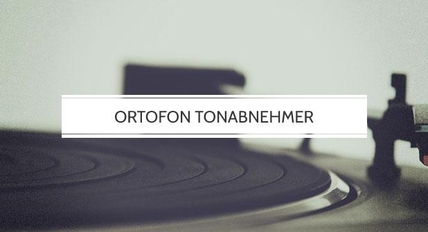 Ortofon Tonabnehmer
