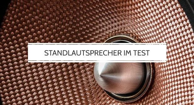 Standlautsprecher Test