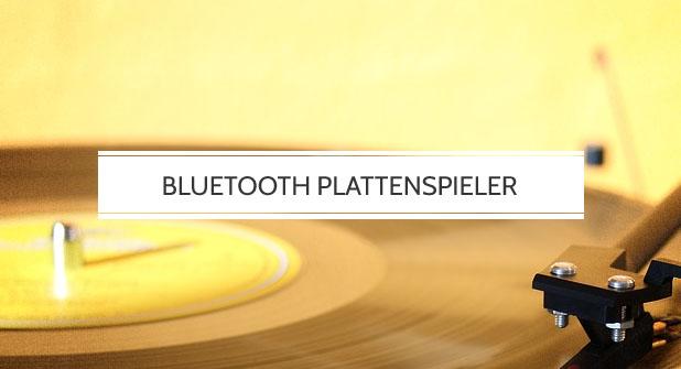bluetooth-plattenspieler