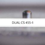 Der Dual CS 455-1 Plattenspieler vorgestellt