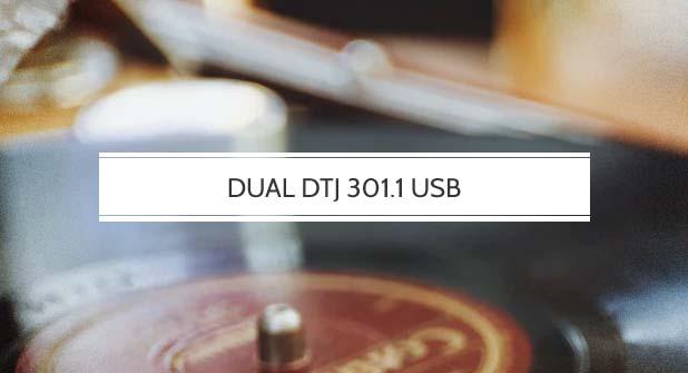 Dual DTJ 301.1 USB