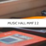 Music Hall mmf 2.2 Plattenspieler im Detail