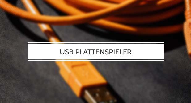 USB Plattenspieler