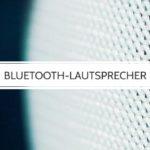 High-End Bluetooth Lautsprecher für Plattenspieler